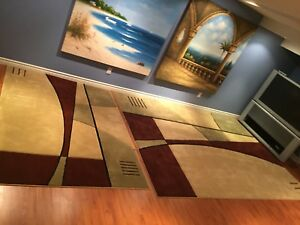 Brand New Area Rugs