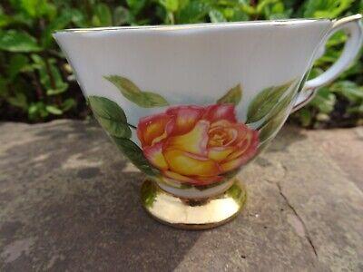 Paragon - Harry Wheatcroft Roses - Peace Rose -  Vintage Tea Cup  Wheatcroft Rosen