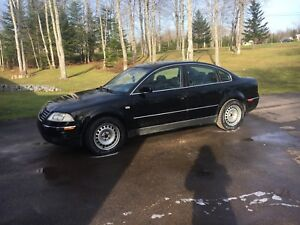 03 passat 1.8t 5 speed for trade