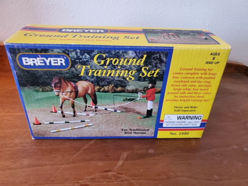 Breyer Ground Training Set for Traditional Size Horses