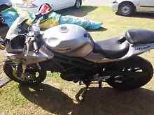 2010 Hyosung GT650S EFI Caboolture South Caboolture Area Preview