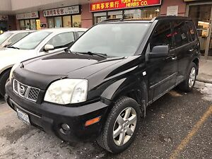 2006 Nissan X trial for sale