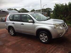 2010 Nissan X-trail Wagon Wyee Point Lake Macquarie Area Preview