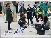 Castle Cast Signed