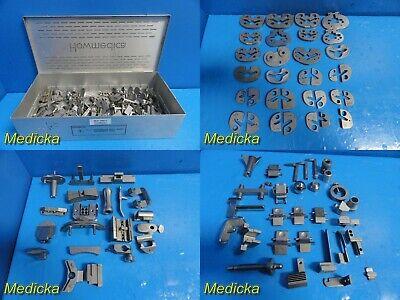 95 X Stryker Howmedica Osteonics Assorted Orthopeidc Instruments 19511