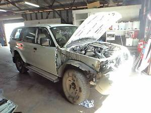 WRECKING / DISMANTLING 2001 MITSUBISHI CHALLENGER V6 MANUAL North St Marys Penrith Area Preview