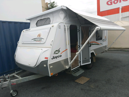 Jayco Discovery Outback Poptop