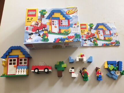 Lego Various Sets In Original Boxes And Instructions Toys Indoor