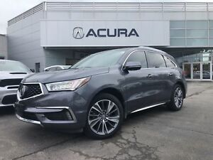 2017 Acura MDX ELITE | RAILS | 1OWNER | NOACCIDENTS |