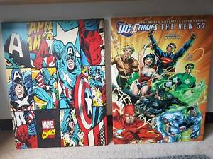 Superhero Canvas Wall Prints