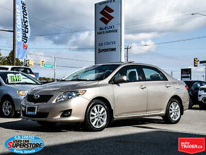 2010 Toyota Corolla LE ~ONLY 63,000KM! ~Power Moonroof ~Very Cle