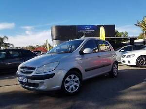 2006 Hyundai Getz Hatchback ** Finance Me From Only $26P/w **