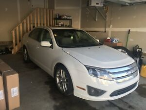 2010 Ford Fusion SEL fully loaded /remote starter