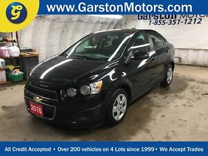 2016 Chevrolet Sonic LT*REMOTE STARTER*BACK UP CAMERA*KEYLESS EN