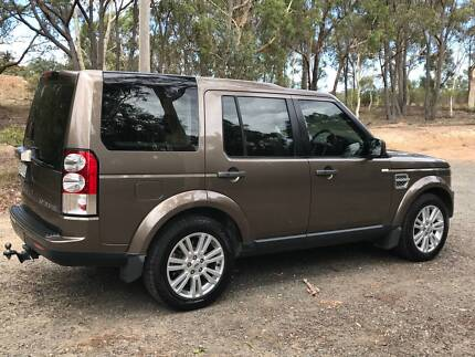 Land Rover Discovery 4 3.0 TDV6 HSE - MY10