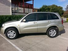 2003 Toyota RAV4 Wagon Woolloongabba Brisbane South West Preview