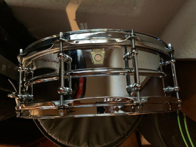 Ludwig Supraphonic 5x14 Snare Drum w Tube Lugs