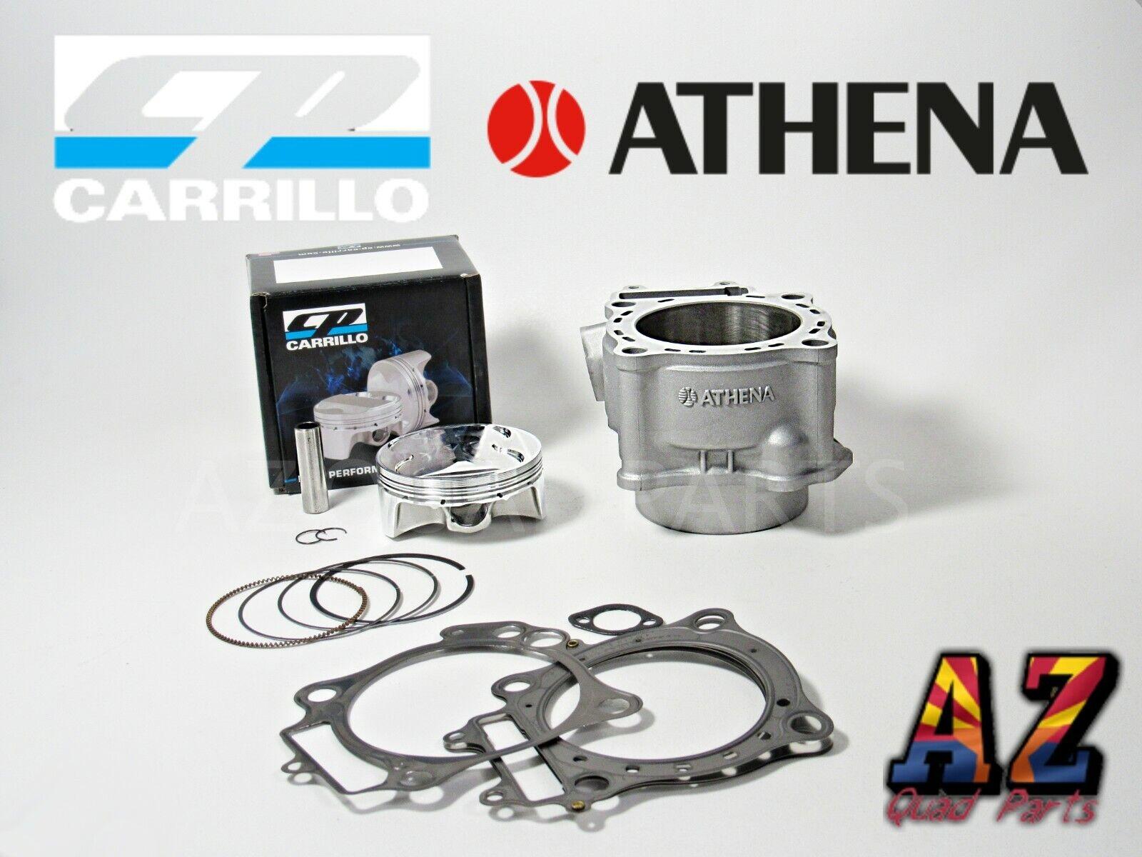 Yamaha YZ450F YZ 450F 500cc DRAG RACE Big Bore Athena Cylinder 14 CP Piston Kit