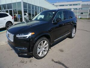 2017 Volvo XC90 T6 Inscription with extended warranty!