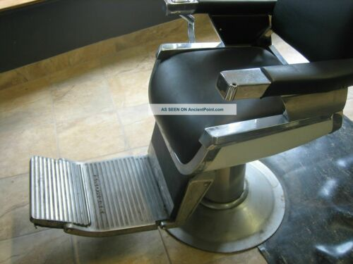 Belmont Barber chair