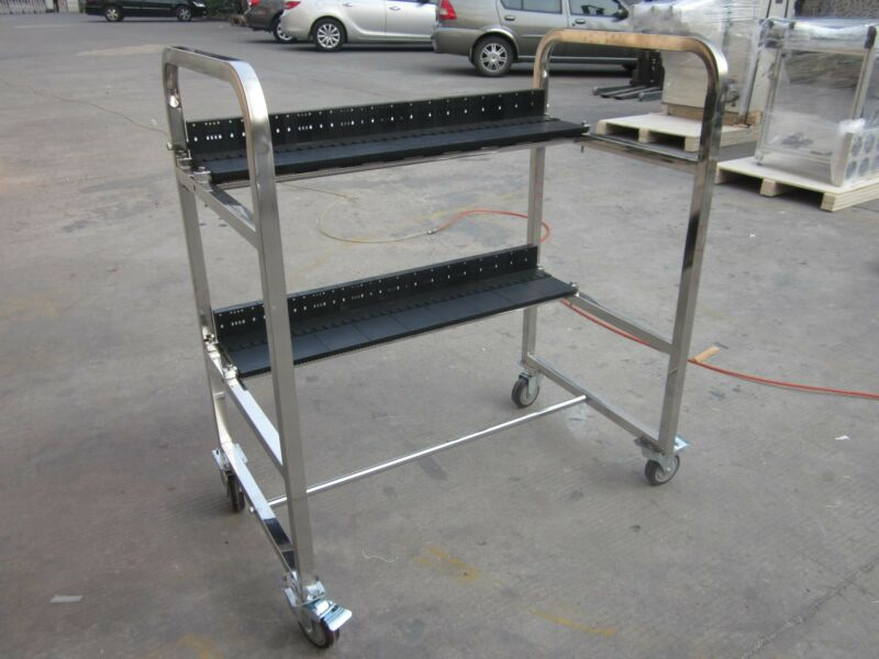 Juki Feeder Storage Cart (Rack)