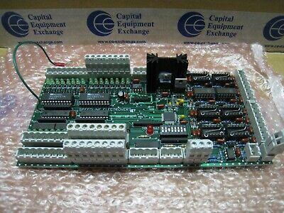 Speedline Electrovert Io Board 6-1860-188-02-1 Rev 5