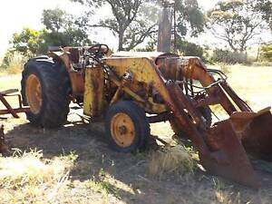 Chamberlain 9G Tractor Georgetown Northern Areas Preview