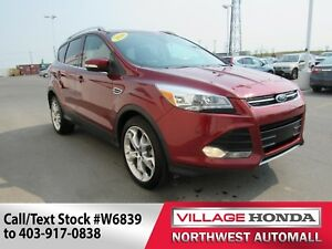 2014 Ford Escape Titanium Tech 4WD | Leather |