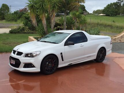 2014 Holden Maloo r8 sv Gympie Gympie Area Preview