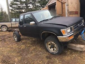 1995 Toyota 4x4 for parts
