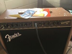 Fender Acoustasonic 90 Guitar amp