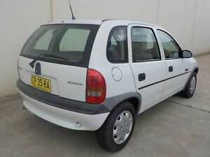 1996 Holden Barina Swing Automatic 1 owner 89765 Klms