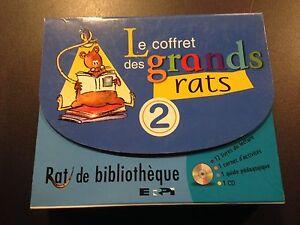 trousse pédagogique, Le coffret des grands rats.