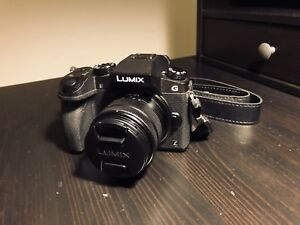 Lumix G7 with 14-42mm Kit Lens (Brand New Condition)