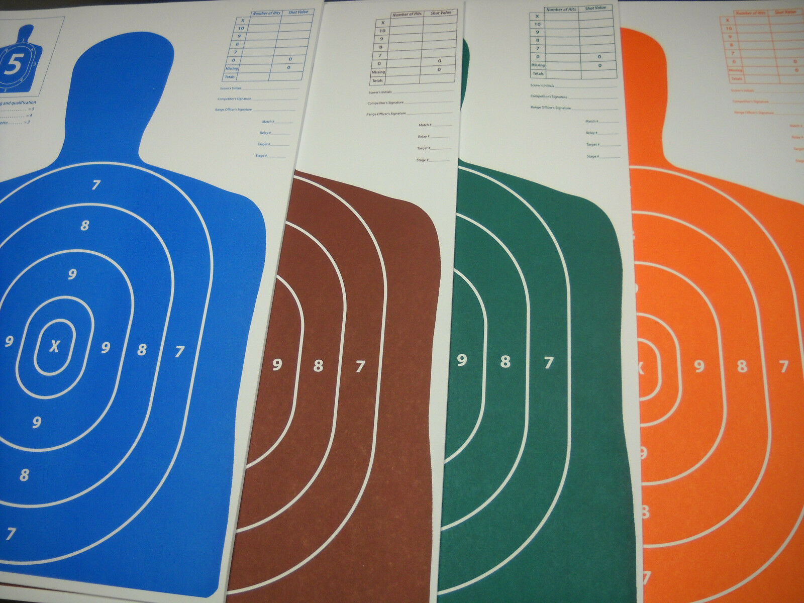 paper gun targets Target barn has a huge selection of paper targets for sale at cheap prices today check out our smallbore pistol & nra action shooting targets today.