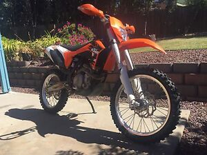 2011 KTM 450-SXF Mill Park Whittlesea Area Preview