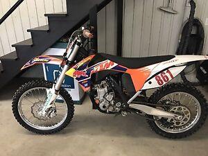 2011. KTM. 350. Sx f.
