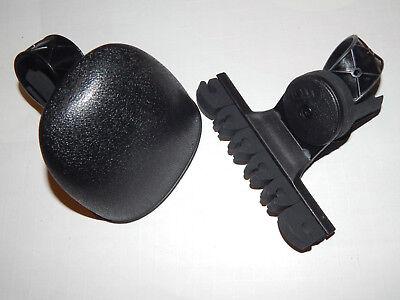 Bogenköcher für Recurve Bogen Plastik schwarz für 6 Pfeile Strap on NEUWARE (Pfeil Für Recurve)
