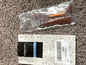 Brown chimaera watch strap new in package