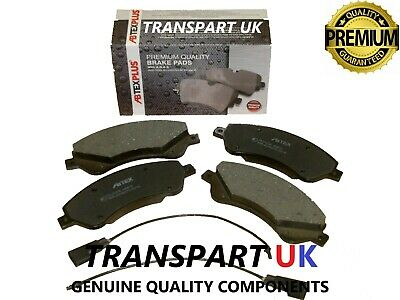 *FORD TRANSIT MK7 2.4 2.2 RWD FRONT BRAKE DISC PADS 2006 TO 2014 PREMIUM