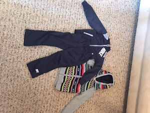 Boys Sweater & Sport outfit