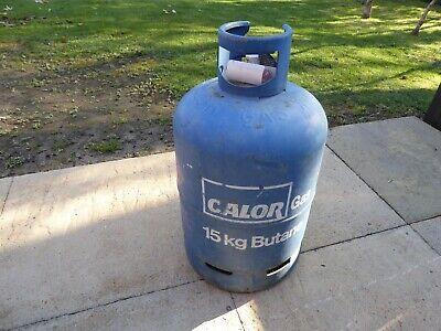 Calor Gas Bottle 15 Kg - Full