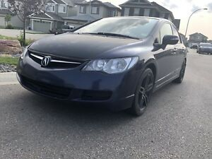 2006 Acura CSX low kms