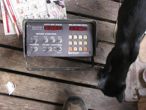 Raven   Sprayer Flow Controller