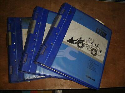 Volvo L220e Wheel Loader Shop Service Repair Manual
