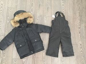 GAP Baby boy snowsuit