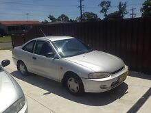 1998 Mitsubishi Lancer Coupe Colyton Penrith Area Preview