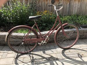 Antique CCM Women's Bike