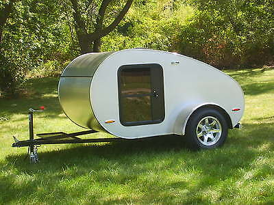 New Little Fox 2013 Teardrop Camper Trailer New Little