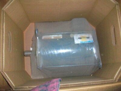 Marathon Ac Electric Motor 215ttdw7053 10hp New